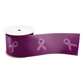 Pink Ribbon Awareness Carbon Fiber