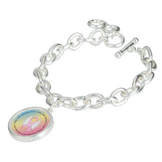 Pink Ribbon Bracelets