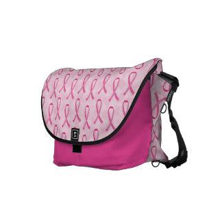Pink Ribbon Breast Cancer Awareness Bag