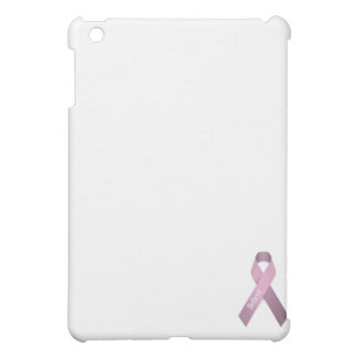Pink RIbbon Breast Cancer Awareness Cover For The iPad Mini