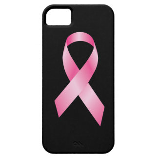 Pink Ribbon - Breast Cancer Awareness iPhone SE/5/5s Case