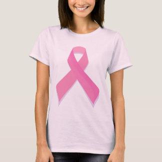 Pink Ribbon - Breast Cancer Awareness T-Shirt