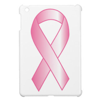 Pink Ribbon Breast Cancer Research Case For The iPad Mini