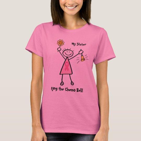 Pink Ribbon Chemo Bell Shirt