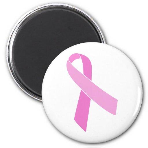 Pink Ribbon Customizable Magnets