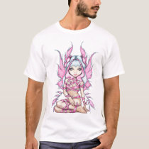 Pink Ribbon Fairy Shirt