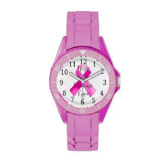 Pink breast cancer watch