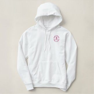 Pink Ribbon - Find a Cure! Hoodie