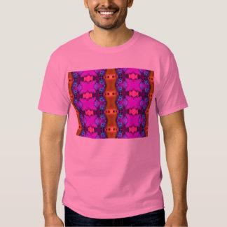 Pink Ribbon Fractal T-Shirt