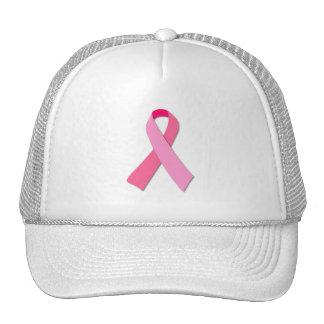 Pink Ribbon Hats