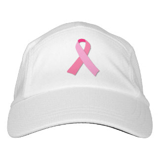Pink Ribbon Headsweats Hat