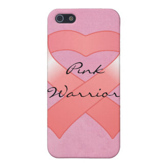 Pink Ribbon Heart iPhone 4 Speck Case