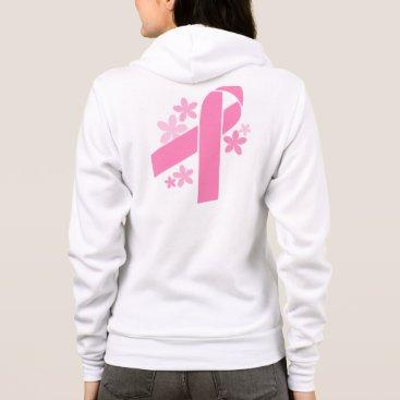 heartlocked Pink Ribbon Hoodie