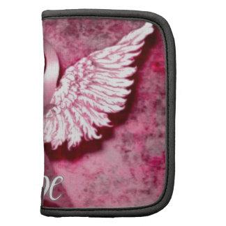 Pink Ribbon Hope by Vetro Designs Organizer