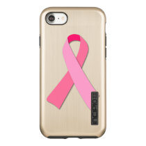 Pink Ribbon Incipio DualPro Shine iPhone 8/7 Case
