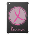 Pink Ribbon iPad Mini Case
