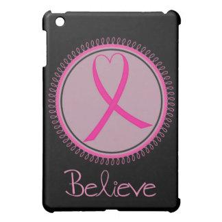 Pink Ribbon iPad Mini Case