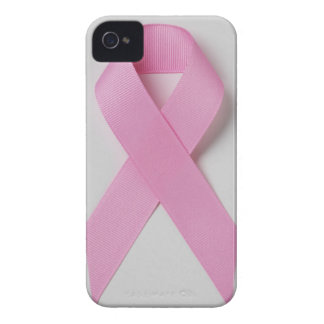 Pink ribbon iPhone 4 case