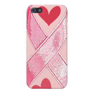 PINK RIBBON iPhone 4 Speck Case