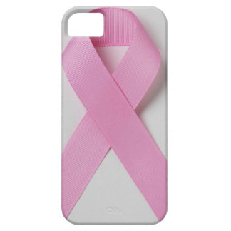 Pink ribbon iPhone SE/5/5s case