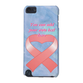 Pink Ribbon iPod Case