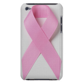Pink ribbon iPod Case-Mate case