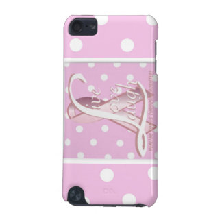 Pink Ribbon Live Love Laugh Ipad Case3 iPod Touch (5th Generation) Covers