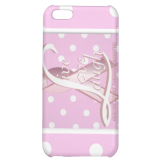 Pink Ribbon Live Love Laugh iPad Case4 iPhone 5C Covers