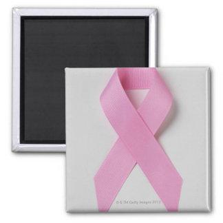 Pink ribbon refrigerator magnet