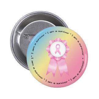 Pink Ribbon Pins