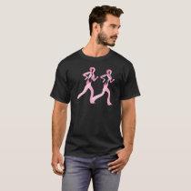 Pink Ribbon Runners T-Shirt