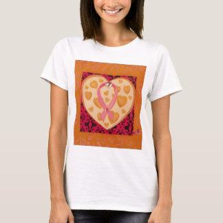 Pink Ribbon Series: Breast Cancer Awareness T T-Shirt