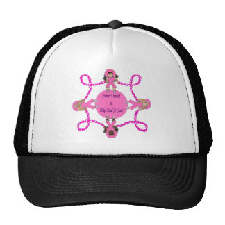 Pink Ribbon Sisters United Trucker Hat