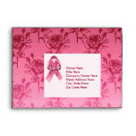 Pink Ribbon Survivor Envelope