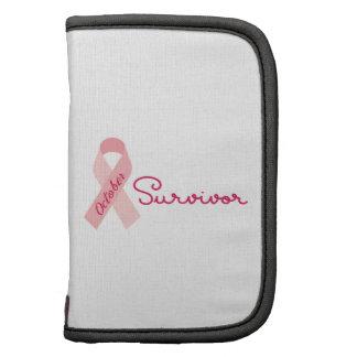 Pink Ribbon Survivor Planner