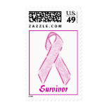 Pink Ribbon, Survivor Stamps