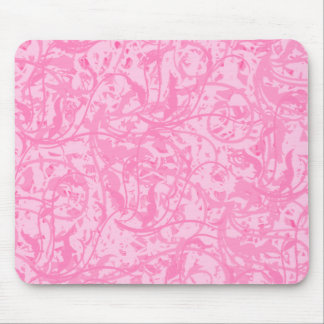 Pink Ribbon Today Mouse Pad