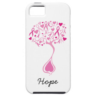 Pink Ribbon/Tree of Life Breast Cancer Iphone Case