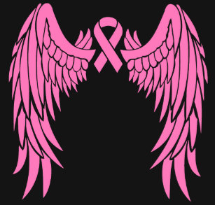 Breast Cancer Wings Clothing Zazzle
