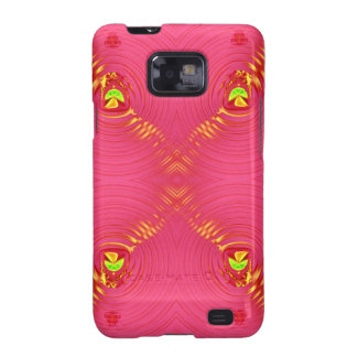 pink ripple 2 galaxy SII covers