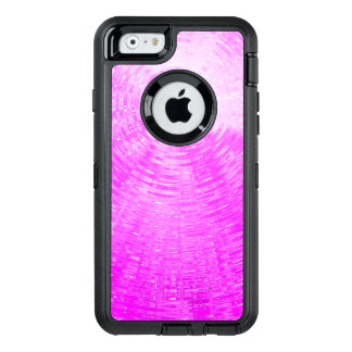 Pink Ripples OtterBox Defender iPhone Case
