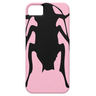 Pink Roaches iPhone SE/5/5s Case