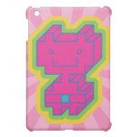 Pink Robot Kawaii Ipad Cover