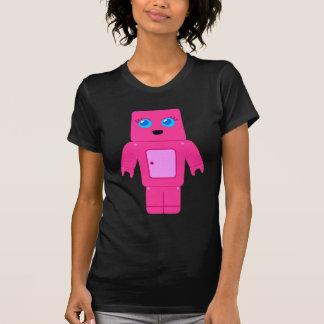 Pink Robot Tshirt