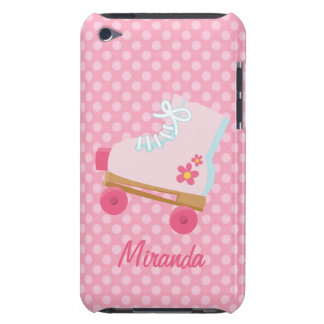 Pink Rollerskates iPhone Case iPod Touch Covers