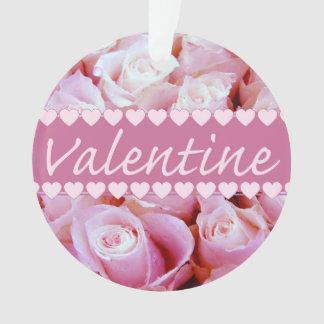 Pink romantic roses