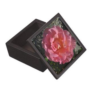 Pink Rose 1 Premium Trinket Boxes