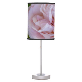 Pink Rose 2 of Amboise, France Table Lamp