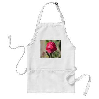 Pink Rose Adult Apron