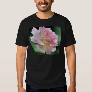 Pink rose and meaning t shirt